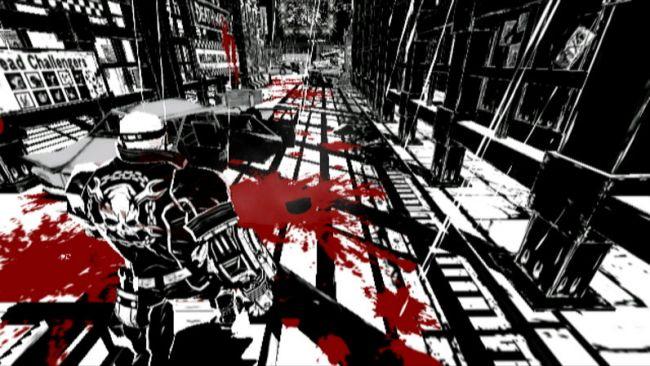 MadWorld - Screenshots - Bild 2