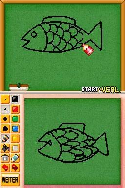 Punkt, Punkt, Komma, Strich: Die Pinselparty - Screenshots - Bild 2
