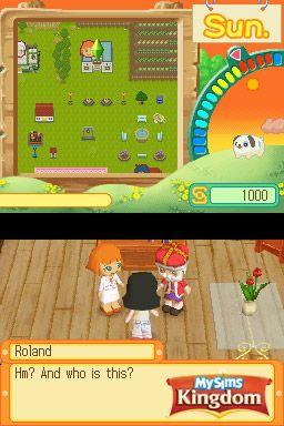 MySims Kingdom - Screenshots - Bild 2