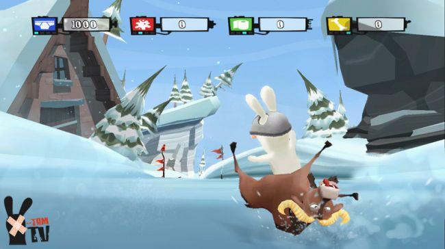 Rayman Raving Rabbids TV Party - Screenshots - Bild 3