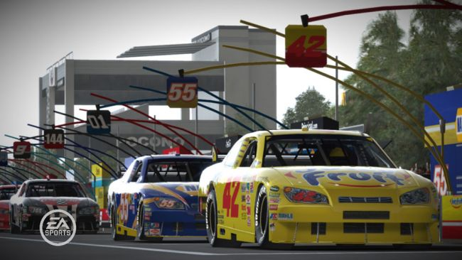 NASCAR 09 - Screenshots - Bild 13