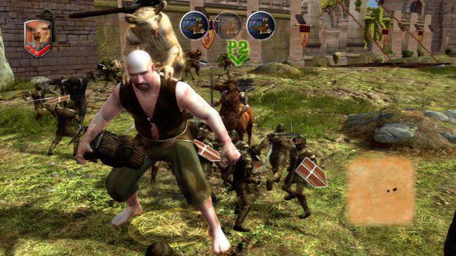 Die Chroniken von Narnia: Prinz Kaspian von Narnia - Screenshots - Bild 10