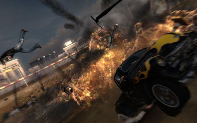 FlatOut Ultimate Carnage - Screenshots - Bild 2