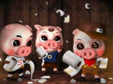 Barnyard Blast: Das Schwein der Finsternis - Screenshots - Bild 5