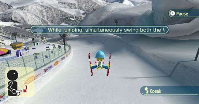 Family Ski - Screenshots - Bild 2