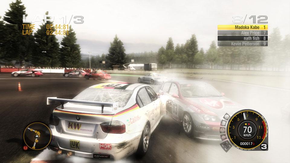Поделитесь этой новостью. Ссылка HTML Скачать Race Driver GRiD v1.2/