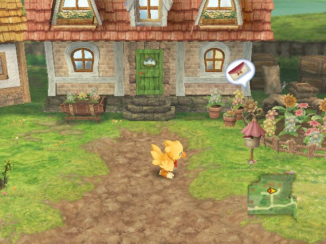 Final Fantasy Fables: Chocobo's Dungeon - Screenshots - Bild 2
