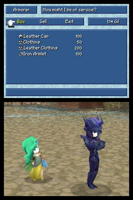 Final Fantasy IV - Screenshots - Bild 12