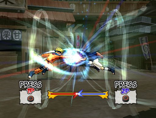 Naruto: Ultimate Ninja 3 - Screenshots - Bild 7