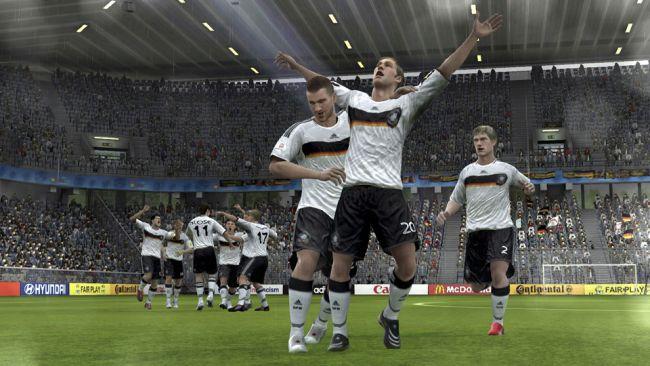 UEFA Euro 2008 - Screenshots - Bild 2