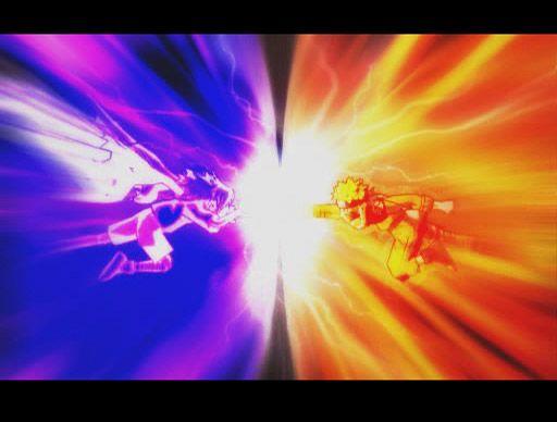 Naruto: Ultimate Ninja 3 - Screenshots - Bild 3