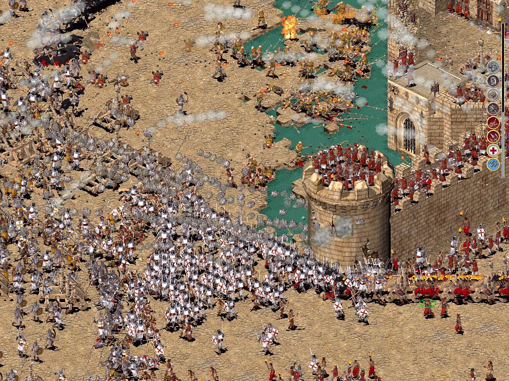 einheiten stronghold crusader 2