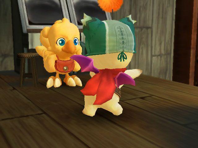 Final Fantasy Fables: Chocobo's Dungeon - Screenshots - Bild 10