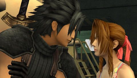 Crisis Core: Final Fantasy VII - Screenshots - Bild 8
