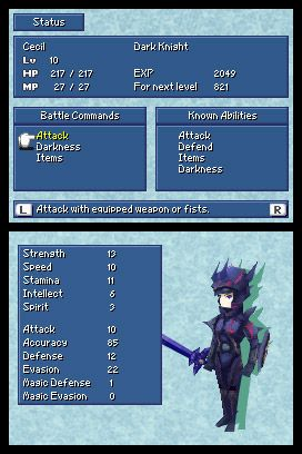 Final Fantasy IV - Screenshots - Bild 8