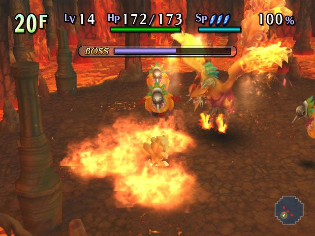 Final Fantasy Fables: Chocobo's Dungeon - Screenshots - Bild 4