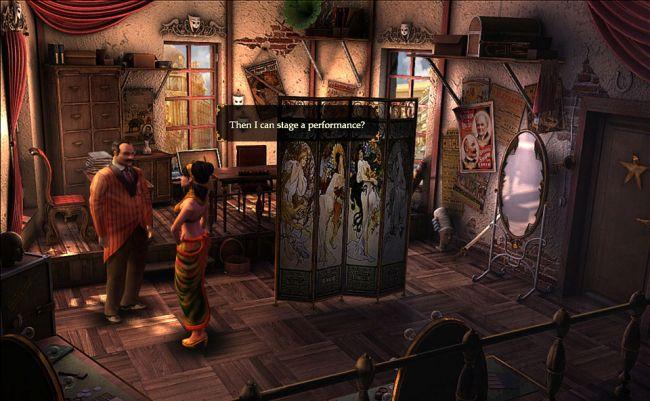 Mata Hari - Screenshots - Bild 2