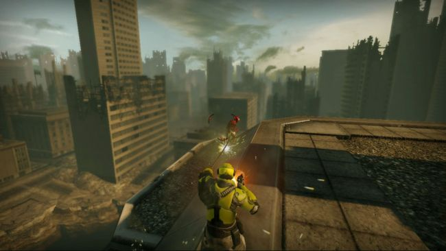 Bionic Commando - Screenshots - Bild 2