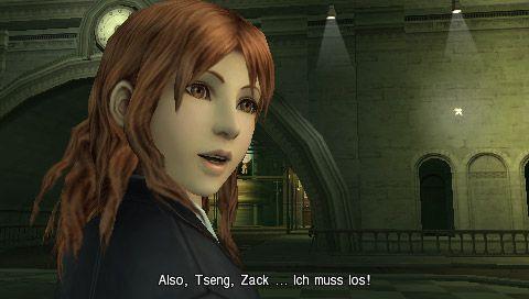 Crisis Core: Final Fantasy VII - Screenshots - Bild 6