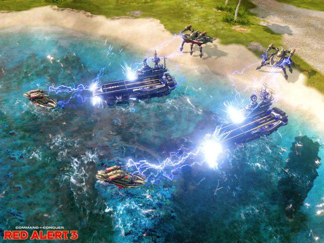 Command & Conquer: Alarmstufe Rot 3 - Screenshots - Bild 2