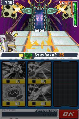Mega Man Star Force 2 - Screenshots - Bild 17