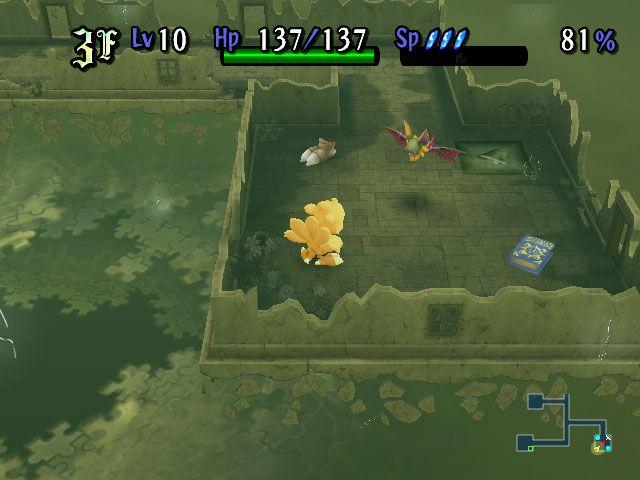 Final Fantasy Fables: Chocobo's Dungeon - Screenshots - Bild 9