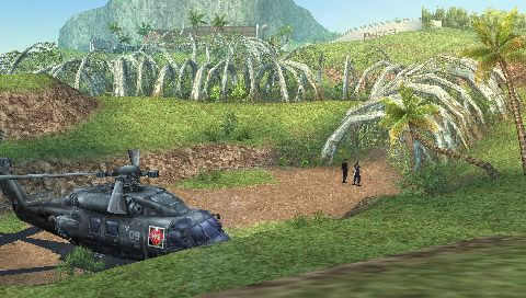 Crisis Core: Final Fantasy VII - Screenshots - Bild 10