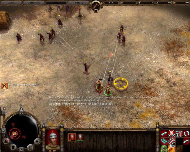The Golden Horde - Screenshots - Bild 6