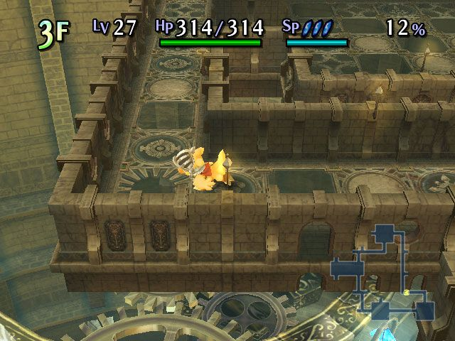 Final Fantasy Fables: Chocobo's Dungeon - Screenshots - Bild 7