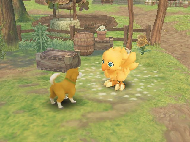 Final Fantasy Fables: Chocobo's Dungeon - Screenshots - Bild 16
