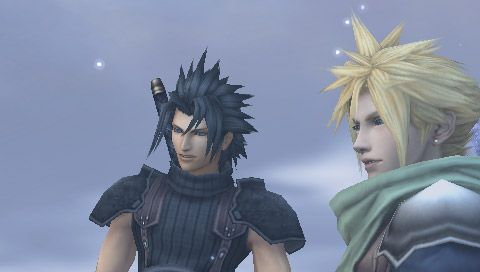 Crisis Core: Final Fantasy VII - Screenshots - Bild 7
