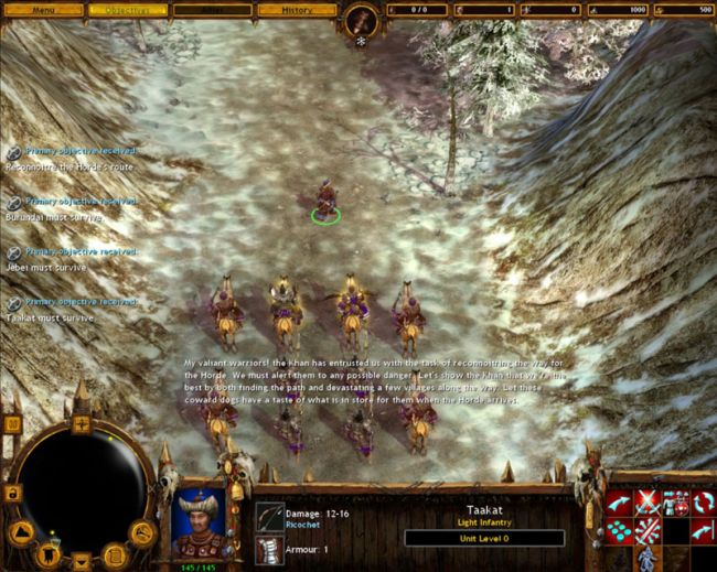 The Golden Horde - Screenshots - Bild 2