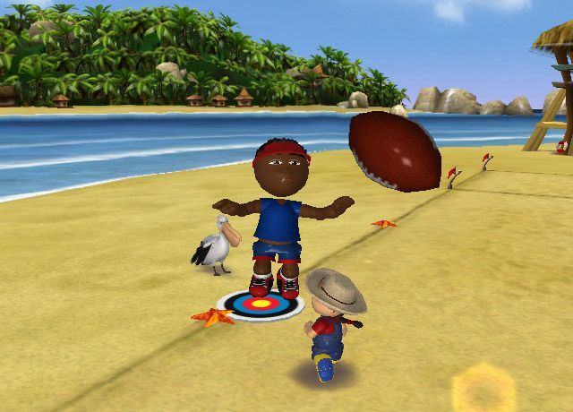 Big Beach Sports - Screenshots - Bild 7
