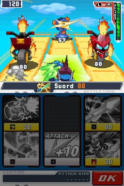 Mega Man Star Force 2 - Screenshots - Bild 6