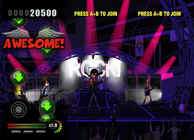 Rock Revolution - Screenshots - Bild 21
