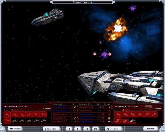 Galactic Civilizations II: Endless Universe - Screenshots - Bild 2
