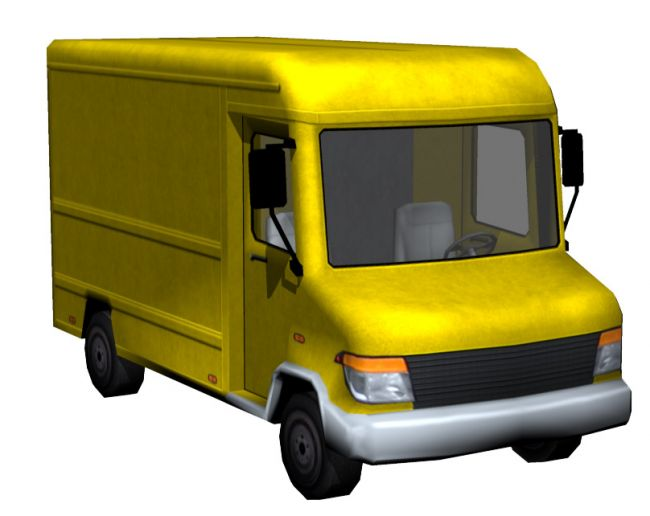 Kurierservice-Simulator 2008 - Artworks - Bild 5