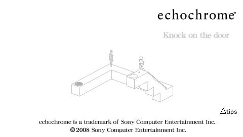 Echochrome - Screenshots - Bild 2