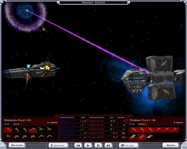 Galactic Civilizations II: Endless Universe - Screenshots - Bild 6