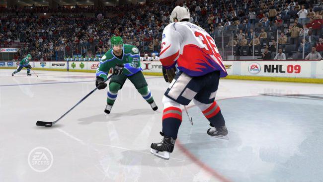 NHL 09 - Screenshots - Bild 29