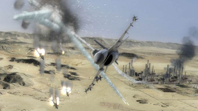 Tom Clancy's HAWX - Screenshots - Bild 9