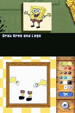 Drawn to Life: Spongebob und der magische Stift - Screenshots - Bild 8