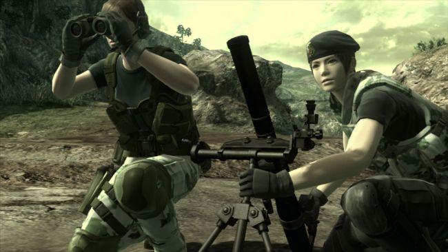 Metal Gear Online Gene Expansion - Screenshots - Bild 6