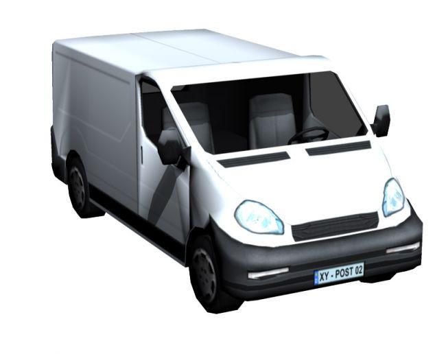 Kurierservice-Simulator 2008 - Artworks - Bild 4