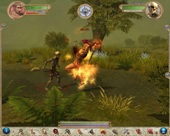 Numen: Contest of Heroes - Screenshots - Bild 15