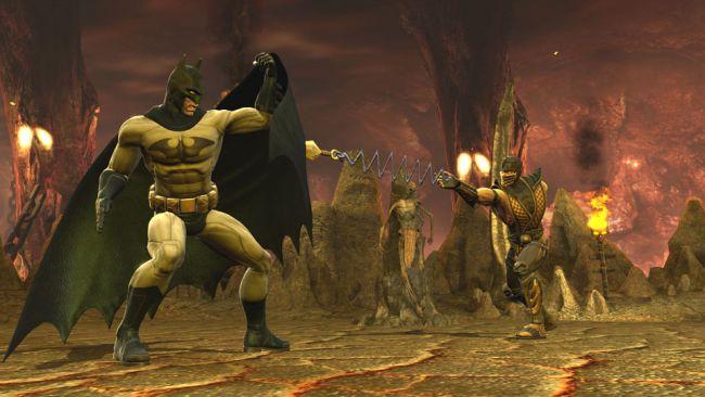 Mortal Kombat vs. DC Universe - Screenshots - Bild 8