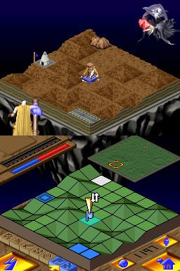 Populous DS - Screenshots - Bild 4