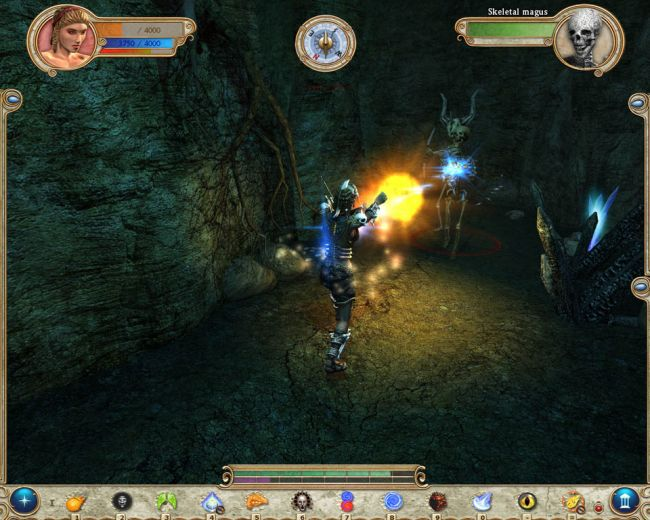 Numen: Contest of Heroes - Screenshots - Bild 16