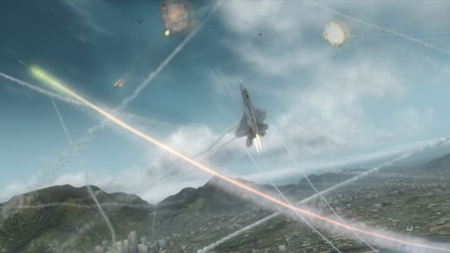 Tom Clancy's HAWX - Screenshots - Bild 11