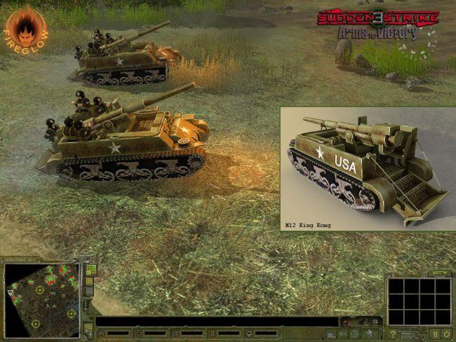 Sudden Strike 3: Arms for Victory Free Addon - Screenshots - Bild 9